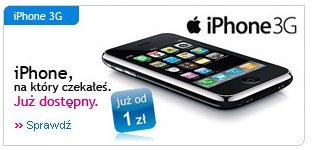 iPhone w Erze od 1zł przy abo 995zł